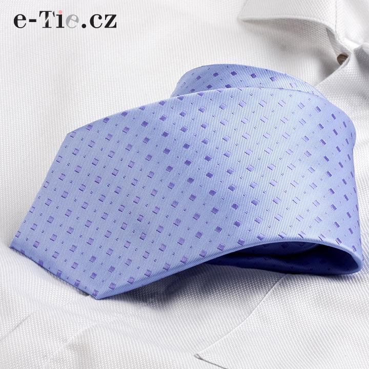 Kravata Damien Blue