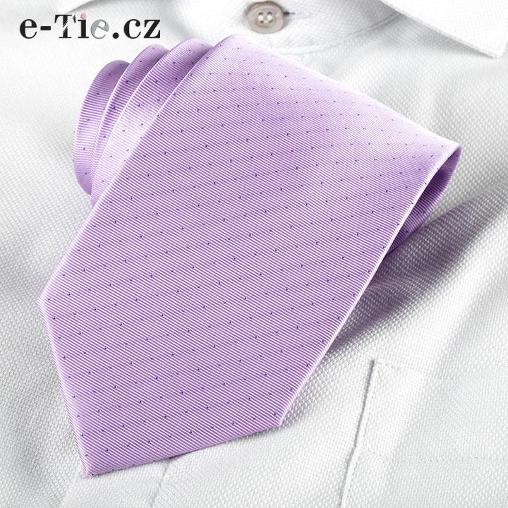 Kravata Giampaolo Violet