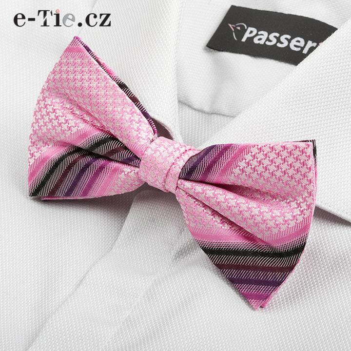 Motýlek Fester Pink