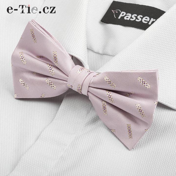 Motýlek Fido Pink