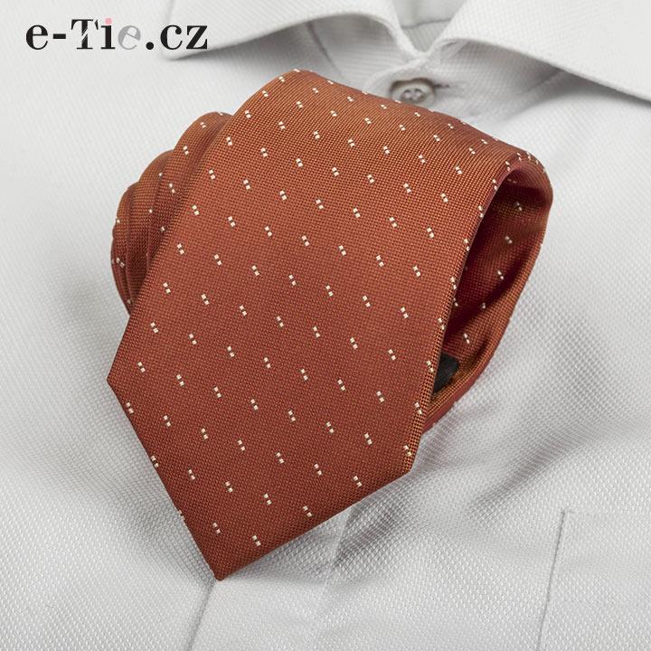 Kravata Lionel Orange