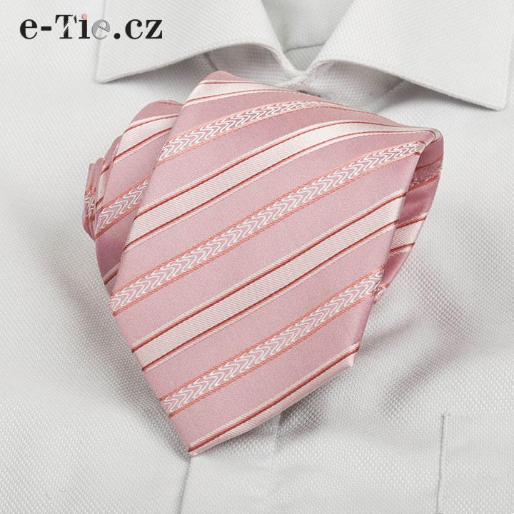 Kravata Maverick Pink