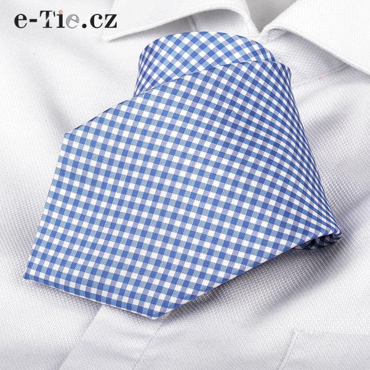 Kravata Massimo Blue