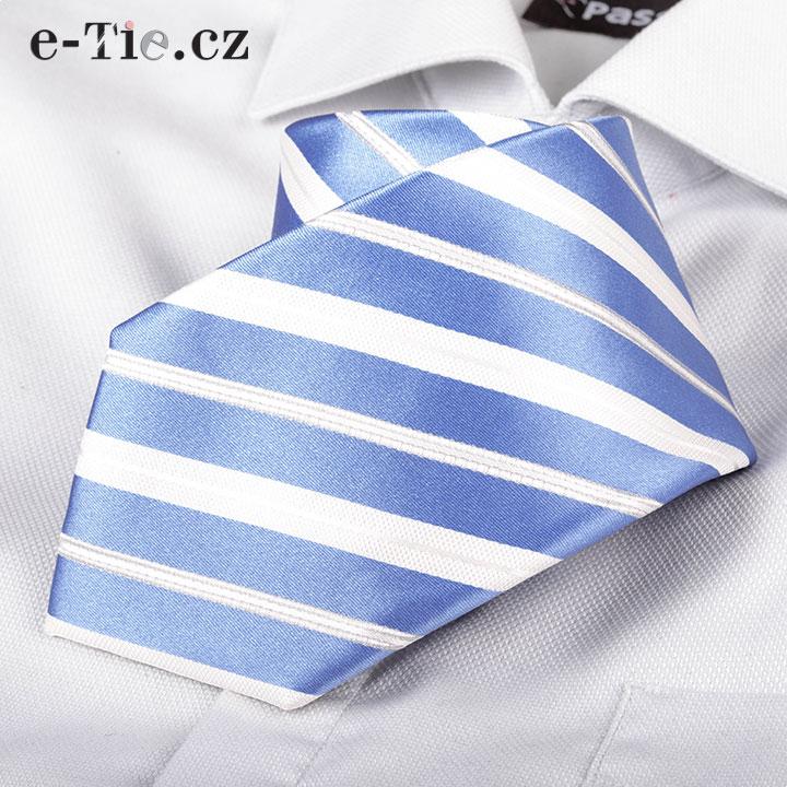 Kravata Maurizio Blue