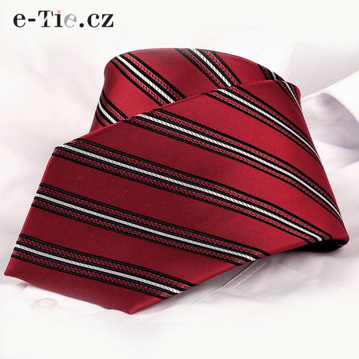 Kravata Tino Red
