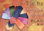 """Katalog """"Hedvábné kravaty 2010"""" ke stažení"""