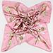 Šátek Octopus Pink