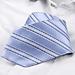 Kravata Andrew Blue
