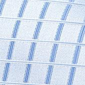Hedvábné kravaty s mřížkou