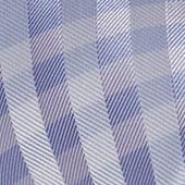 Polyesterové a mikrovláknové kravaty s mřížkou