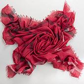 Hedvábné kravaty se vzorkem